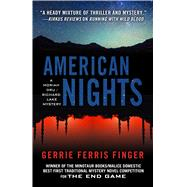 American Nights by Finger, Gerrie Ferris, 9781432832216