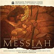 Messiah: The Mormon Tabernacle Choir and Orchestra at Temple Square [Audio CD (ASIN: B01AH77ACQ)] 8780000122217N