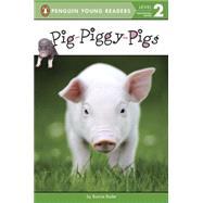 Pig-piggy-pigs by Bader, Bonnie, 9780448482217
