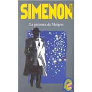 LA Patience De Maigret by Simenon, Georges, 9782253142218