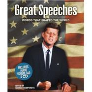 Great Speeches: Words That Shaped the World by Humphreys, Edward, 9781784042219