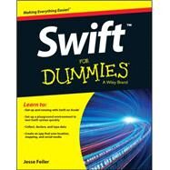Swift for Dummies by Feiler, Jesse, 9781119022220
