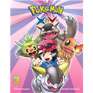 Pokémon X•Y, Vol. 3 by Kusaka, Hidenori; Yamamoto, 9781421582221