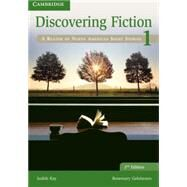 Discovering Fiction by Kay, Judith; Gelshenen, Rosemary, 9781107652224