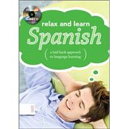Relax and Learn Spanish (Audio CD and Booklet) by The Publishing Cupboard, 9780071622226