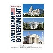 INTRO.TO AMERICAN GOVT.(LOOSE)-W/EBOOK by Unknown, 9781517802226