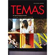 Temas AP Spanish Language (Book Only) by VHL, 9781618572226