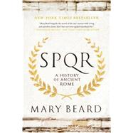 Spqr by Beard, Mary, 9781631492228