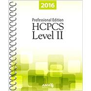 HCPCS Level II 2016 9781622022229U