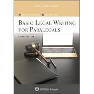 Basic Legal Writing for Paralegals 5e by Samborn, Hope Viner; Yelin, Andrea B., 9781454852230