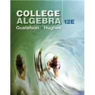 College Algebra by Gustafson/Hughes, 9781305652231