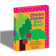 Chicka Chicka Box Box! Chicka Chicka Boom Boom; Chicka Chicka 1, 2, 3 by Martin, Bill; Ehlert, Lois; Archambault, John; Sampson, Michael, 9781481402231