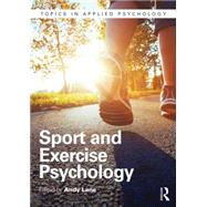 Sport and Exercise Psychology by Lane; Andrew M., 9781848722231
