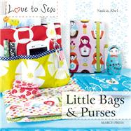 Little Bags & Purses by Abel, Saskia, 9781782212232
