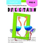 Differentiation, Grade Pre-k by Kumon, 9781941082232