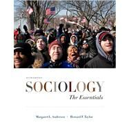 Sociology : The Essentials by Andersen, Margaret L.; Taylor, Howard F., 9780495812234
