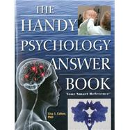 The Handy Psychology Answer Book by Cohen, Lisa J, 9781578592234