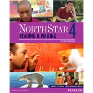 NorthStar Reading and Writing 4 with MyLab English by English, Andrew K.; English, Laura Monahon, 9780133382235