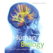 Human Biology Concepts and Current Issues Plus Mastering Biology with Pearson eText -- Access Card Package by Johnson, Michael D., 9780134042237