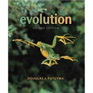 Evolution by Futuyma, Douglas J., 9780878932238