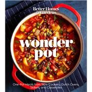 Better Homes and Gardens Wonder Pot by Better Homes and Gardens Books, 9781328762238