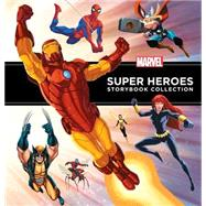 Marvel Super Heroes Storybook Collection by Disney Book Group; Disney Book Group, 9781423172239