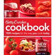 Betty Crocker Cookbook : The Big Red Cookbook (Comb-Bound) by Unknown, 9781118072240