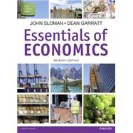 Essentials of Economics by Sloman, John; Garratt, Dean, 9781292082240