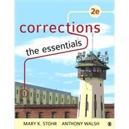 Corrections by Stohr, Mary K.; Walsh, Anthony, 9781483372242