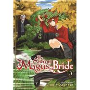 The Ancient Magus' Bride Vol. 3 by Yamazaki, Kore, 9781626922242