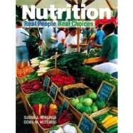 Nutrition : Real People, Real Choices by Hewlings, Susan; Medeiros, Denis, 9780130612243