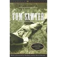 The Adventures of Tom Sawyer by Twain, Mark; Brooks, Bruce, 9780689842245