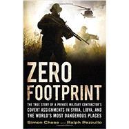 Zero Footprint by Chase, Simon; Pezzullo, Ralph, 9780316342247