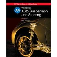 Auto Suspension and Steering Workbook by Johanson, Chris, 9781605252247