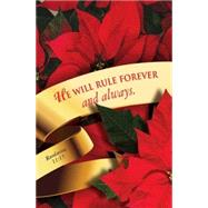 He Will Rule Forever Poinsettia Christmas Bulletin 2015 by Not Available (NA), 9781501802249