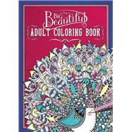 The Big Beautiful Adult Coloring Book by Davies, Hannah, 9781510712249
