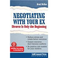 Negotiating With Your Ex by Mcrae, Brad, 9781770402249