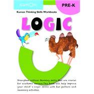 Logic, Pre-K by Kumon, 9781941082249