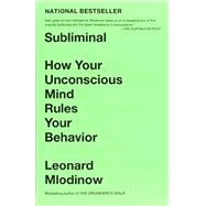 Subliminal by MLODINOW, LEONARD, 9780307472250