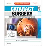 Cataract Surgery by Steinert, Roger F.; Chang, David F.; Bissen-Miyajima, Hiroko, M.D.; Fine, I. Howard; Gimbel, Howard V., 9781416032250