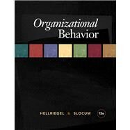 Organizational Behavior by Hellriegel, Don; Slocum, John W., 9781439042250