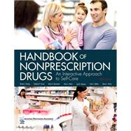 Handbook of Nonprescription Drugs: An Interactive Approach to Self-care by Krinsky, Daniel L., 9781582122250