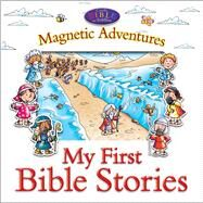 My First Bible Stories by Dowley, Tim; Prole, Helen, 9781781282250