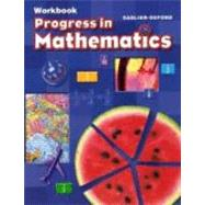 Progress in Mathematics, Grade 5 Workbook by McDonnell, Rose A.; Le Tourneau, Catherine D.; Burrows, Anne V., 9780821582251
