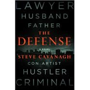 The Defense A Novel by Cavanagh, Steve, 9781250082251
