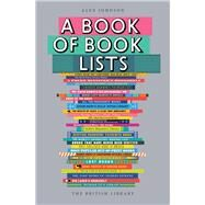 A Book of Book Lists by Johnson, Alex, 9780712352253