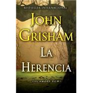 La herencia by GRISHAM, JOHN, 9781101872253