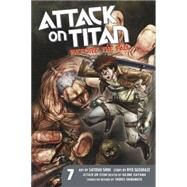 Attack on Titan: Before the Fall 7 by ISAYAMA, HAJIMESUZUKAZE, RYO, 9781632362254