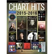Chart Hits 2015-2016 by Hal Leonard Publishing Corporation, 9781495052255