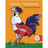 Exotic Chickens by Racehorse Publishing, 9781510712256